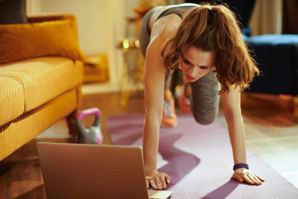 Online Fitness Training Overland Park